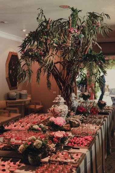 Grazing Table Wedding Food