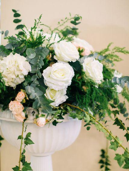 Bridal Shower Flower Decorations