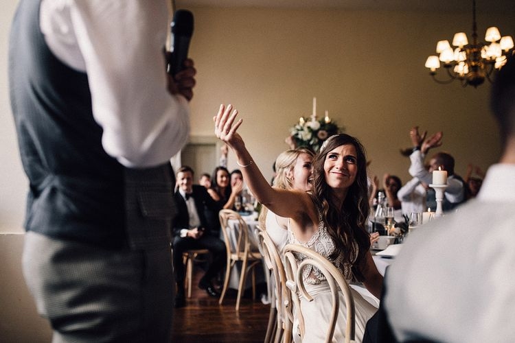 Wedding Speeches // Images From Samuel Docker Photography