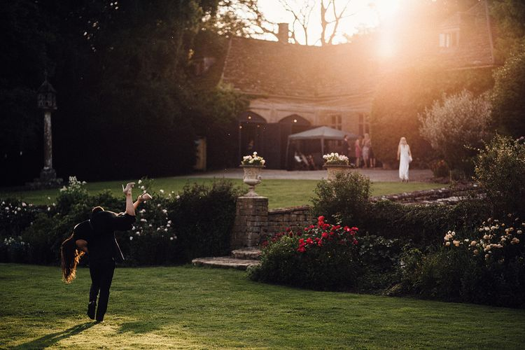 Brympton House Wedding Venue // Images Wedding Speeches // Images From Samuel Docker Photography
