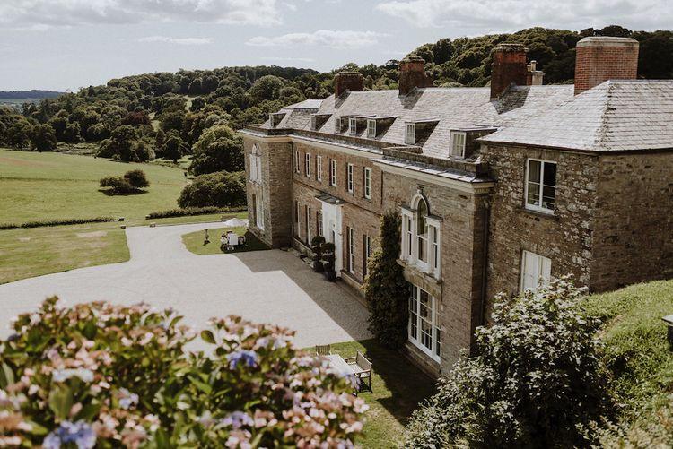 Outdoor Cornish Wedding at Boconnoc Estate   Nick Walker Photography