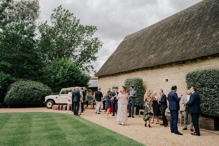 Tythe Barn Wedding Venue
