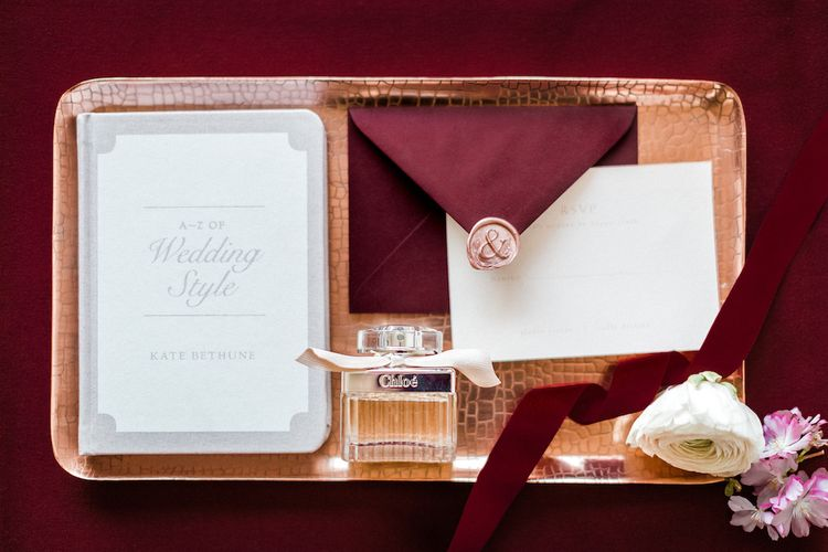 Georgina Read Wedding Stationery | Blush Pink Opulent London Engagement Party Inspiration Planned & Styled by Just Bespoke | Sanshine Photography