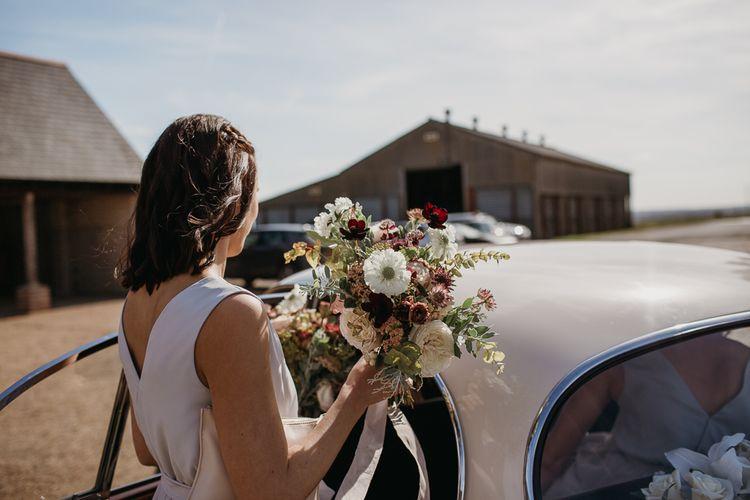 Joanna Truly Floral Design Bridesmaid Bouquet