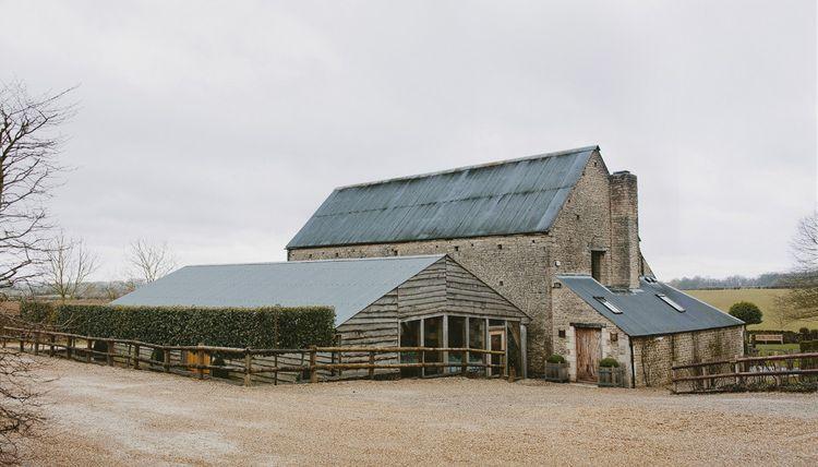 Cripps Barn Wedding // Image By David Jenkins Photography