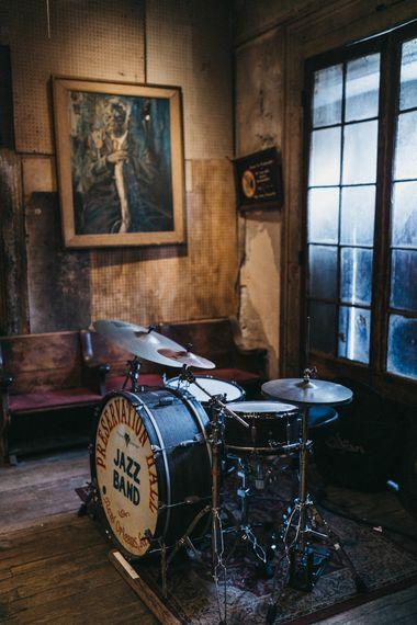 Jazz Band Drum Kit