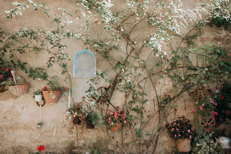 Stunning destination wedding in Tuscany
