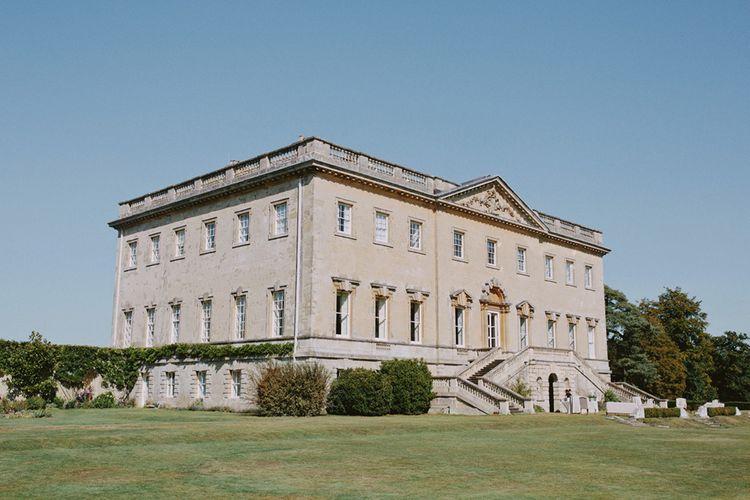 Kirtlington Park wedding venue in Oxfordshire