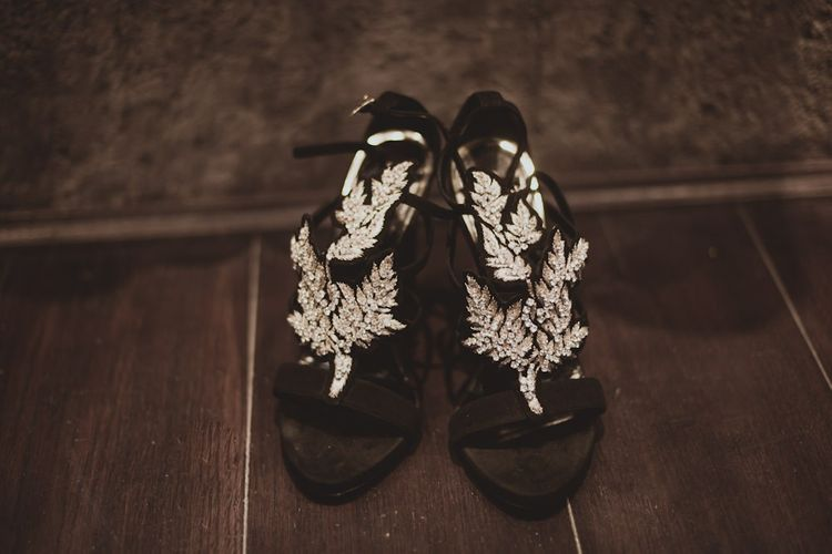 Roberto Cavali Wedding Shoes