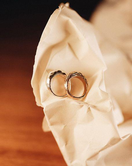 Bespoke Wedding Rings By CAST