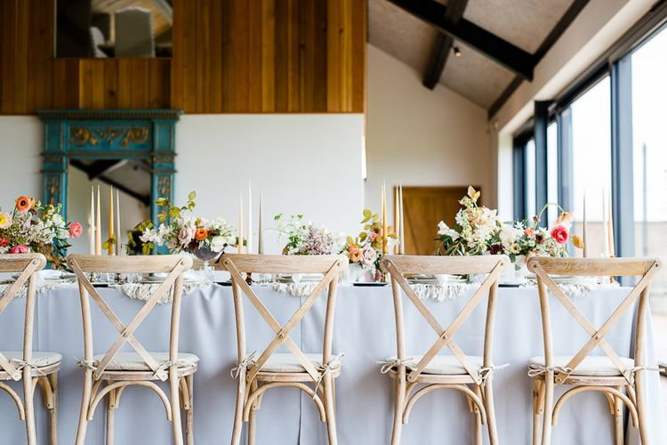 Environmentally Conscious Wedding Venue Casterley Barn In Wiltshire Organic Working Farm Stylish Barn Wedding Venue Images Lydia Stamps