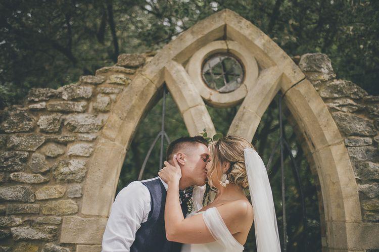 Rustic barn wedding for beautiful bride and groom