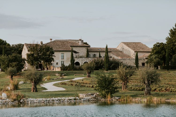 Dreamy Provence Wedding Venue