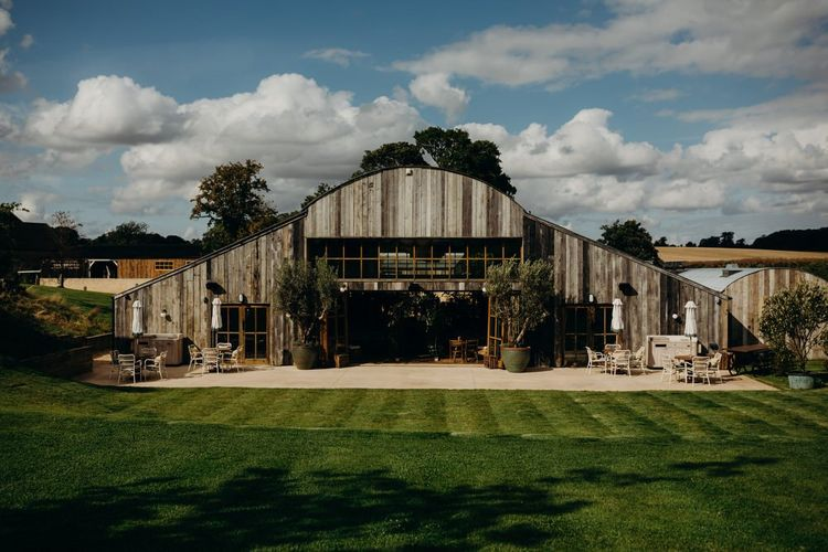 Soho Farmhouse Barn Wedding Venue in Oxfordshire