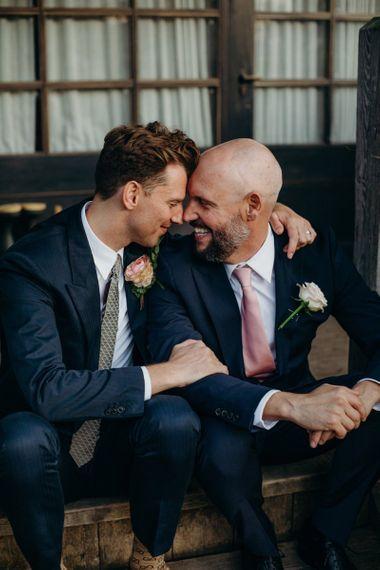 Intimate Same sex Couples  Portrait