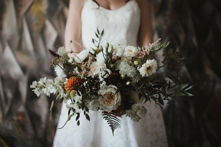 Bridal Bouquet For Summer Wedding