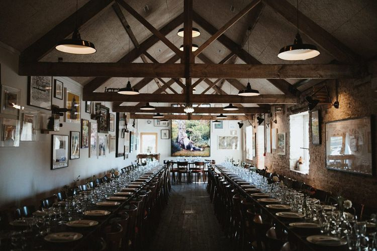 Durslade Farmhouse Wedding Reception Venue In Somerset