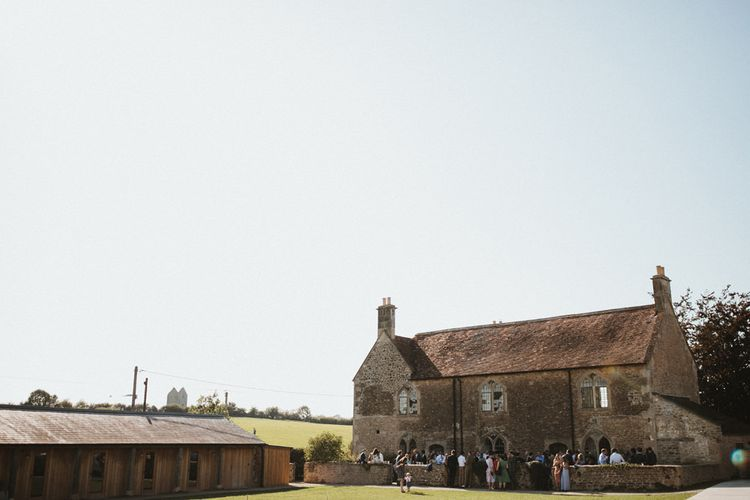 Rustic Wedding Venue In Somerset