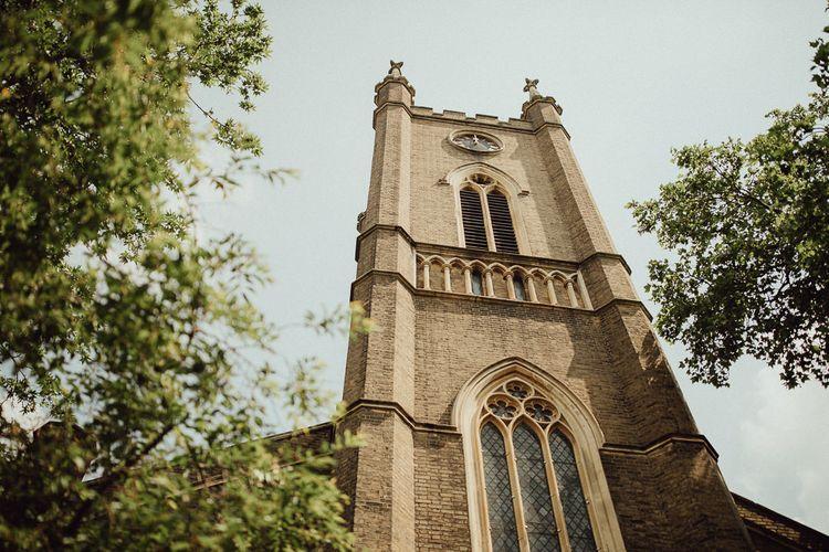 London Church Wedding // Images By Emily & Steve