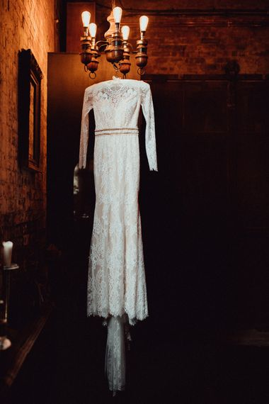 Long Sleeved Dress By Calla Blanche // Images By Emily & Steve