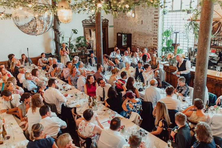 Clapton Country Club Wedding // Images By Emily & Steve