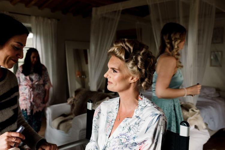 Bridal Beauty Hair and Makeup Preparations