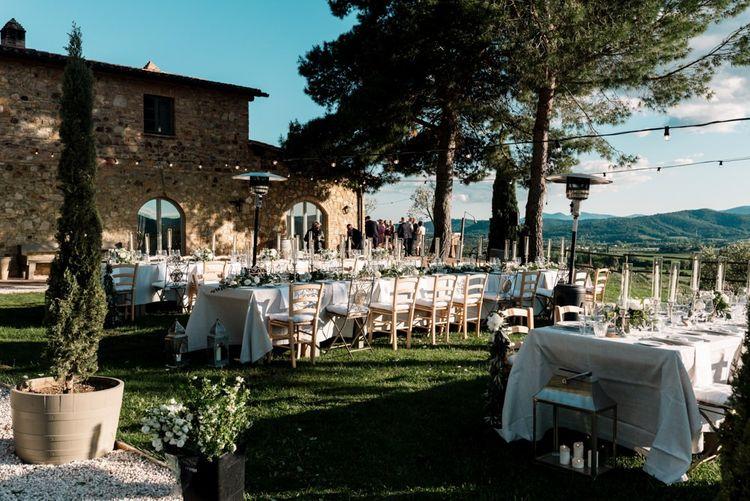 Conti di san Bonifacio Wedding Venue Reception