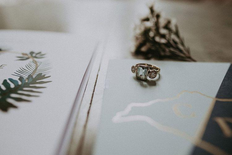 Victoria Maloney Bespoke Engagement Ring