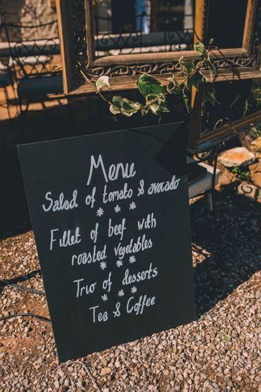 Wedding Sign DIY Ideas