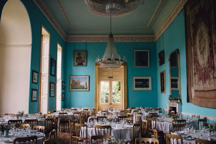Walcot Hall Country Wedding Venue by Lisa Devine Photography