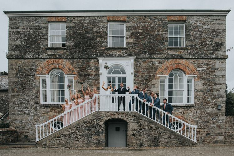 McGivern Photography Launcells Barton Country House in -Cornwall