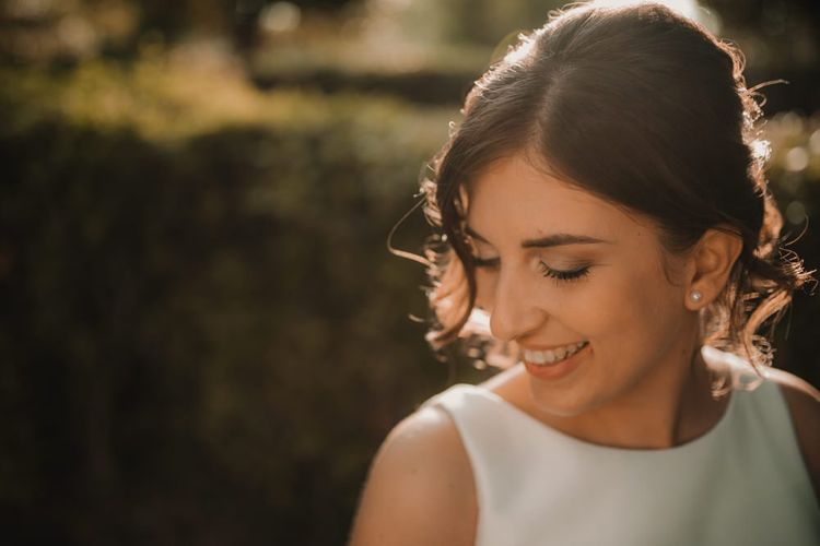 Bridal undo for Italian wedding