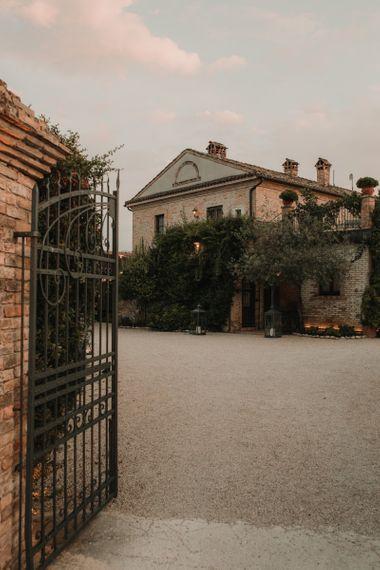 Casale Marino wedding venue