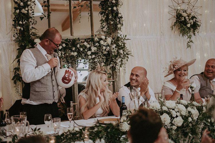 Father of the Groom Wedding Speech