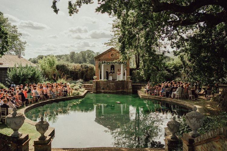 Micklefield Hall wedding venue in Hertfordshire