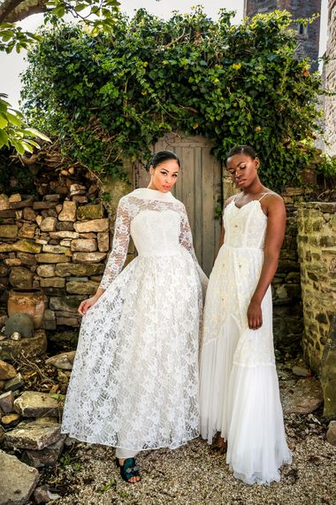Vintage Wedding Dresses From Heartfelt Vintage