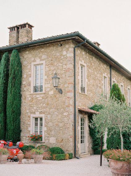 Quaint Tuscan House