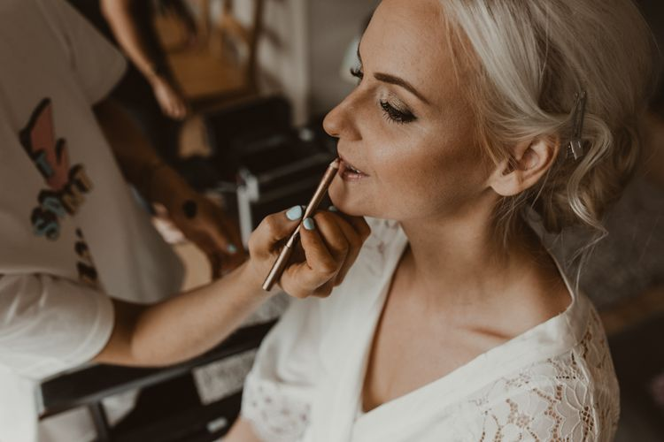 Bridal beauty preparations