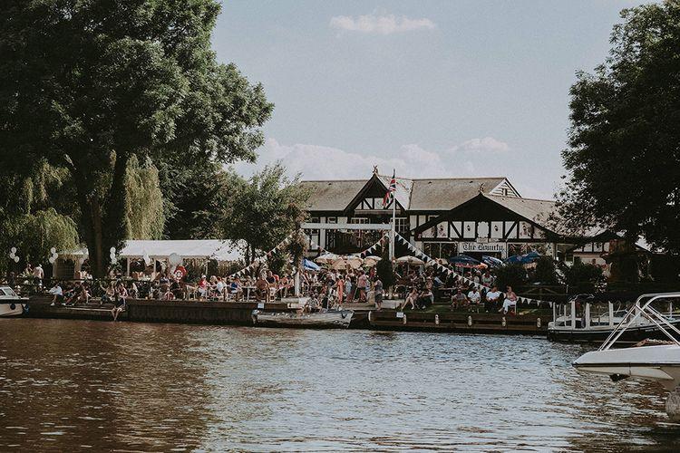 The Bounty Wedding Pub Venue by The River