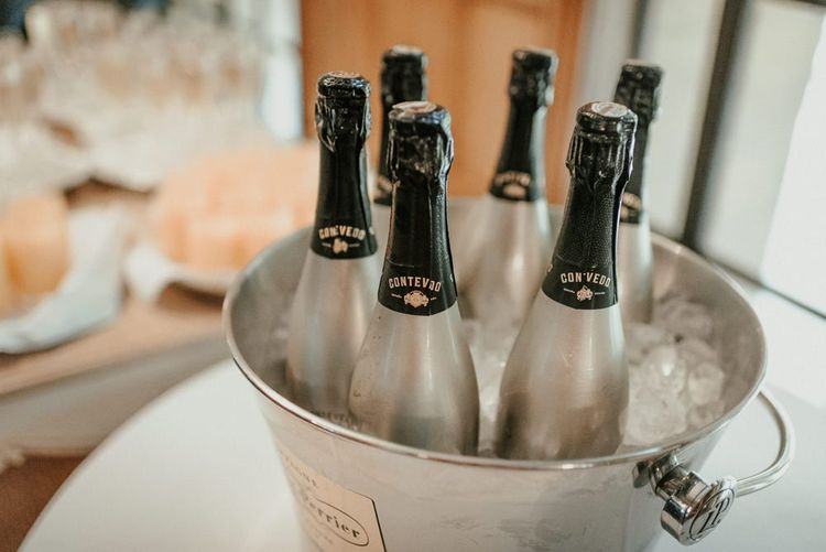 Wedding Drinks Ready For Guest Drink Reception