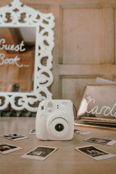 Polaroid Wedding Guestbook Ideas
