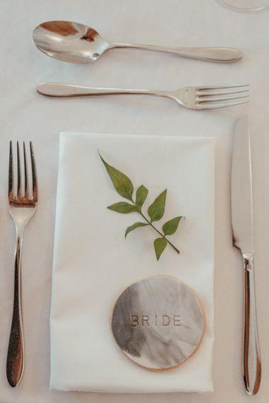 Personalised Wedding Favours Handmade By Bride & Groom