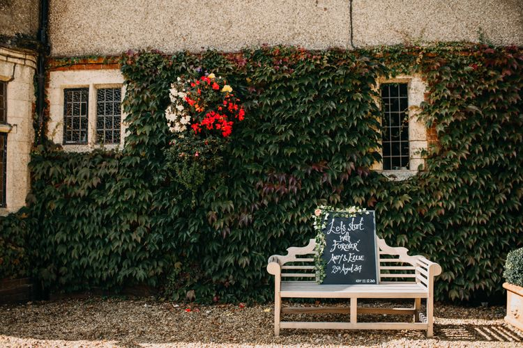 Lovely Venue | Northamptonshire wedding at Plum Park Hotel | Wtoo by Watters from Serendipity Brides | Spindleberry Flowers | Photography by Ania Ames