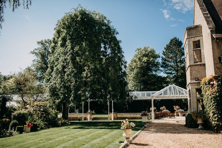 Venue Gardens | Northamptonshire wedding at Plum Park Hotel | Wtoo by Watters from Serendipity Brides | Spindleberry Flowers | Photography by Ania Ames