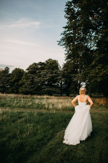 Venue grounds | Northamptonshire wedding at Plum Park Hotel | Wtoo by Watters from Serendipity Brides | Spindleberry Flowers | Photography by Ania Ames