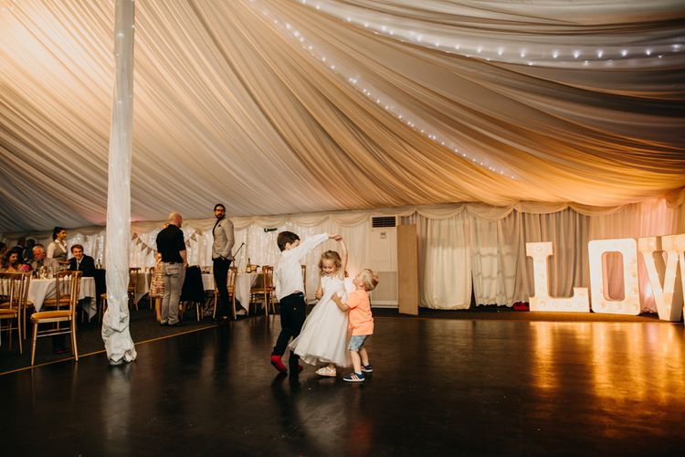 First Dance | Northamptonshire wedding at Plum Park Hotel | Wtoo by Watters from Serendipity Brides | Spindleberry Flowers | Photography by Ania Ames