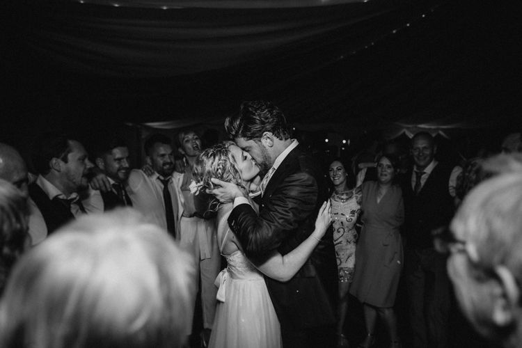 Dancing | Northamptonshire wedding at Plum Park Hotel | Wtoo by Watters from Serendipity Brides | Spindleberry Flowers | Photography by Ania Ames