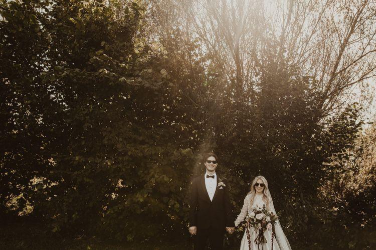 威尔士婚礼在斯诺登尼亚国家公园