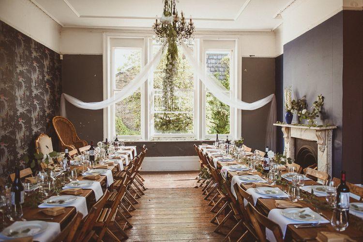 An Intimate London Wedding