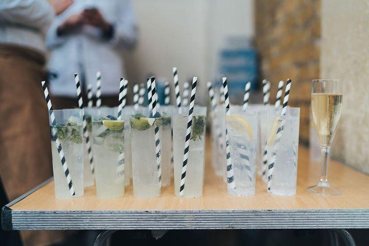 Post Ceremony Drinks